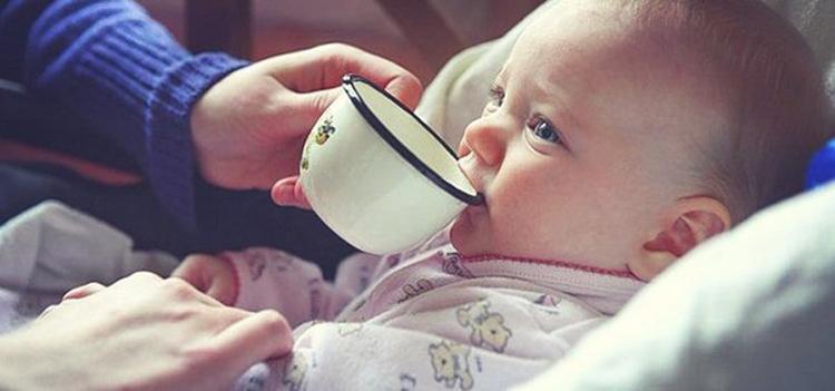 ромашковый чай против простуды к грудничка