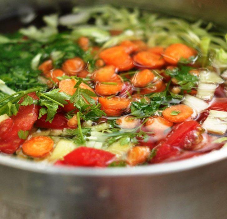 Диета На Супе Овощном. Диеты для похудения на основе овощных супов. Это моя самая любимая диета!
