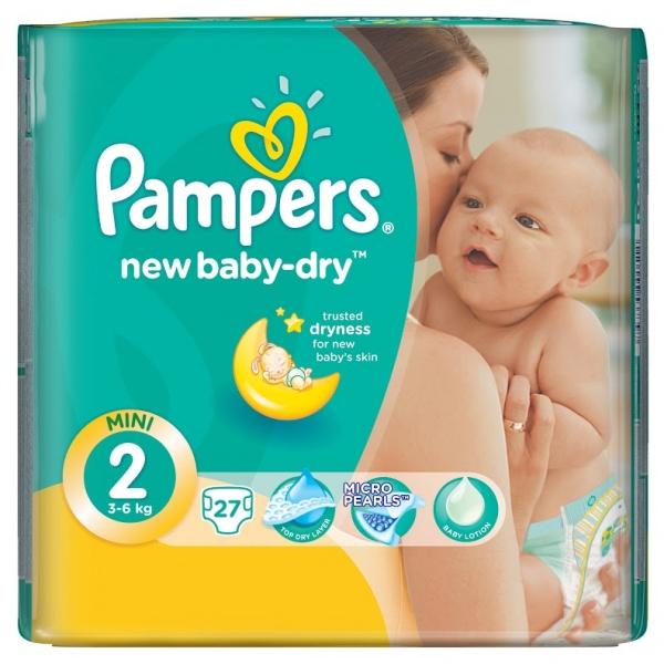 одноразовые памперсы для удобства малыша