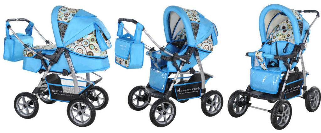 перекидная ручка у колясок для новорожденных
