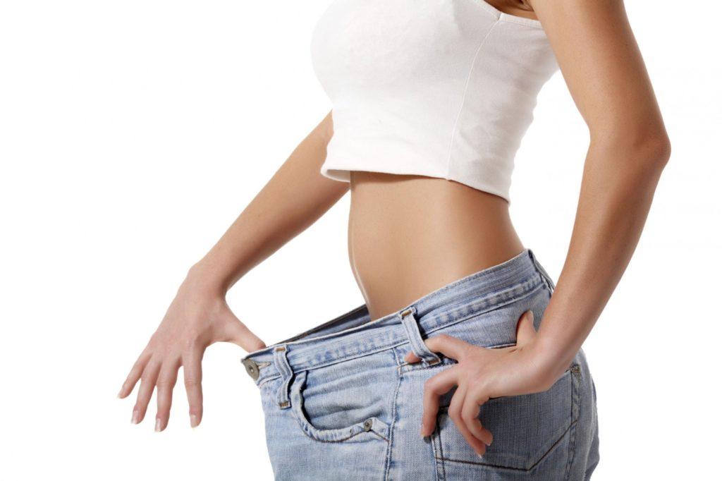 снижение жировых отложений