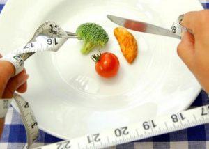 Сбалансированная диета с минеральной водой