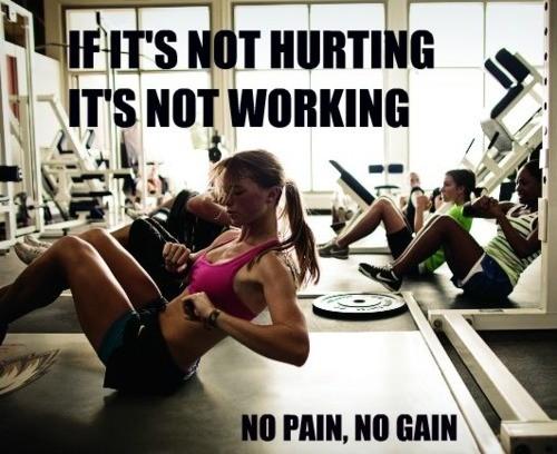 Почему вы много тренируетесь, но не видите результатов?
