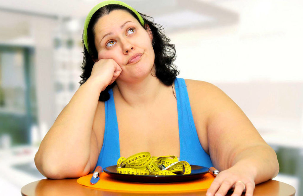 За короткий срок похудеть