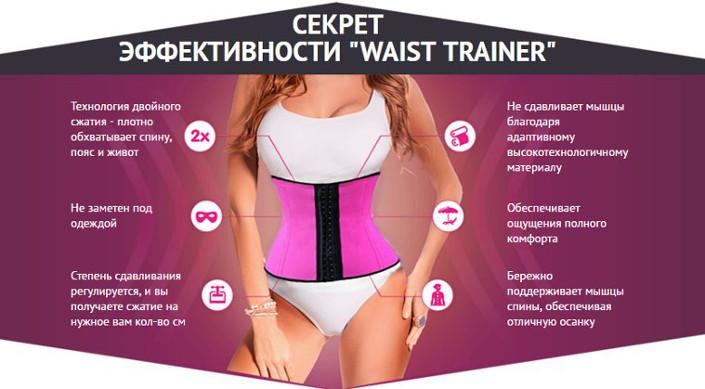 Корсет для похудения