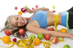 Многие женщины сидят на диете