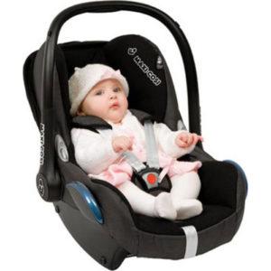автокресло для новорожденных
