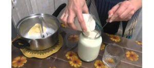 Приготовление ряженки в домашних условиях