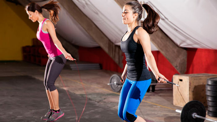 Упражнения для поддержания веса после диеты