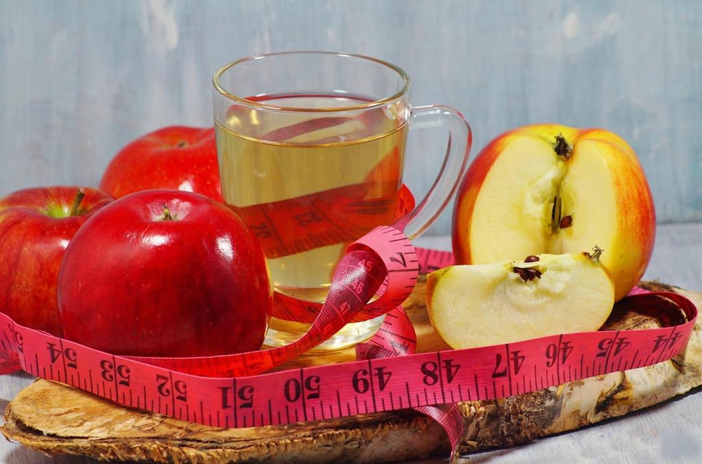 Диеты и яблочный уксус