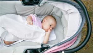 прогулки с новорожденным летом