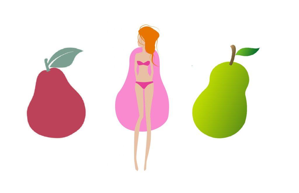 диета для фигуры груша