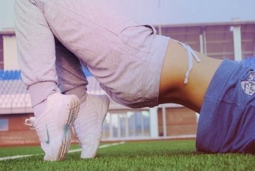 Занятие вумбилдингом. Упражнения для настоящих женщин