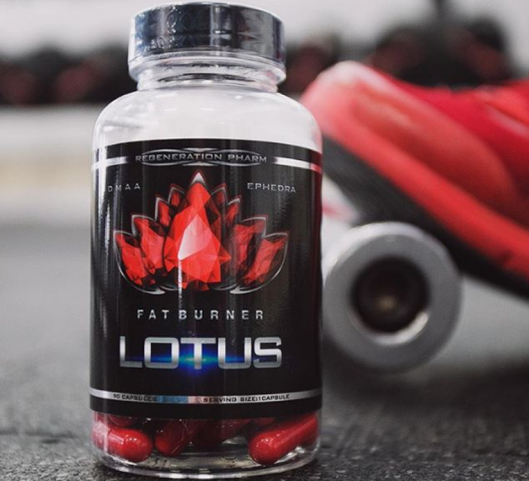 fat burner lotus