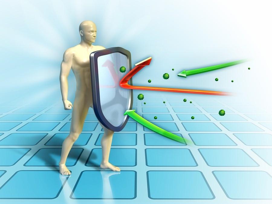 Стимулируется иммунитет
