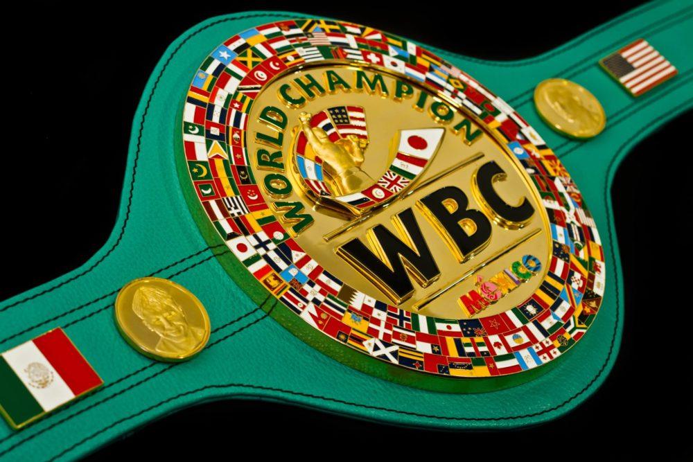 Какие пояса и федерации существуют в мире бокса