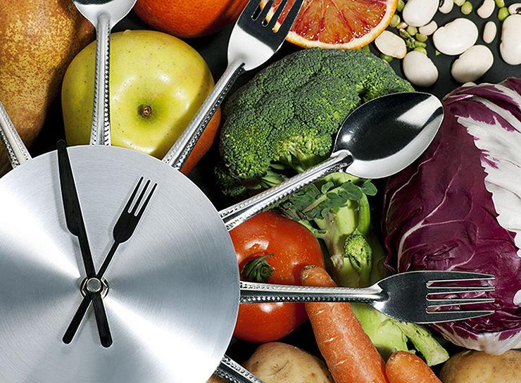 Строгое соблюдение графика питания