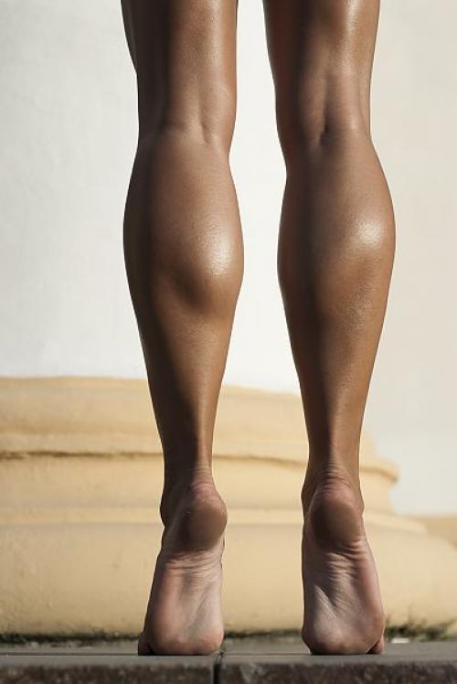 Упражнения на икроножные мышцы