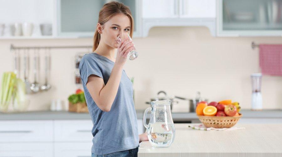Питьевой режим и диета