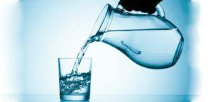 Минеральная вода для питья