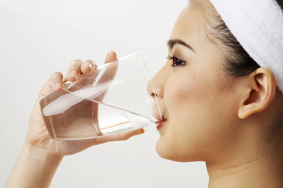 Пить талую воду для похудения