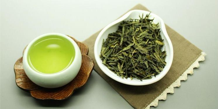 Зеленый несладкий чай