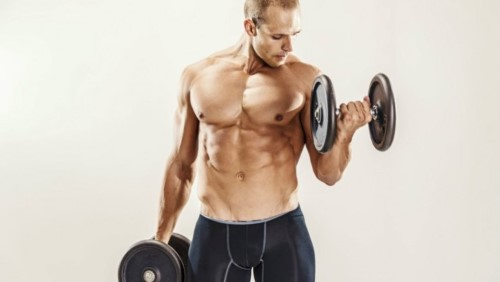 biceps-ganteli