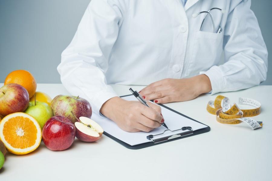 Консультации с диетологом