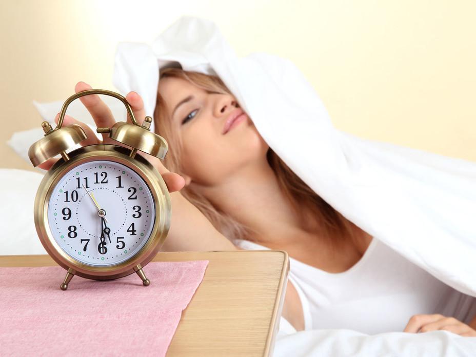 Установить удобный режим сна