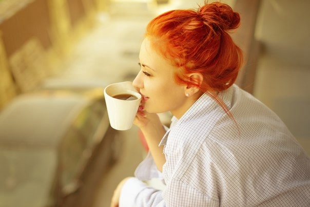 Выпить чашку чая