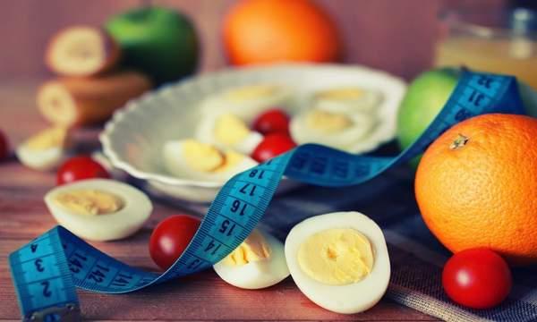 Пятидневная диета на яйцах