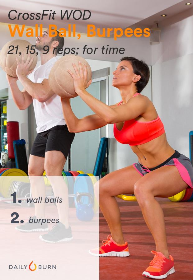 CrossFit-WOD-Wall-Ball-Burpees