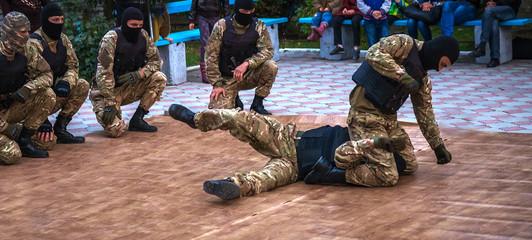 """""""Есть ли польза от рукопашного боя в современной Армии"""" заблокирована Есть ли польза от рукопашного боя в современной Армии"""