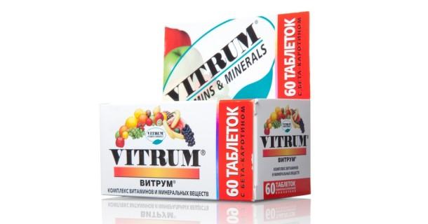 Рейтинг витаминов