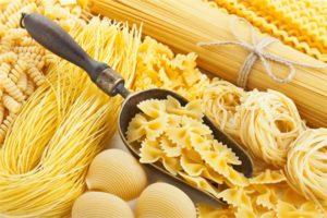 Цельнозерновые макароны для диеты