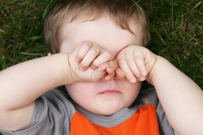 патологии глаз у младенцев
