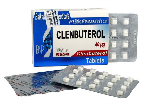 Кленбутерол для снижения веса