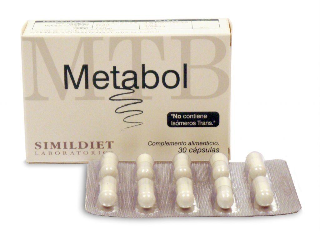 Метабол капсулы