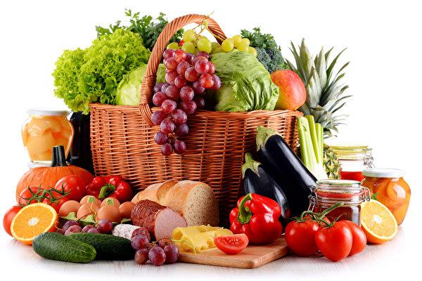 Меню должно быть наполнено фруктами, овощами