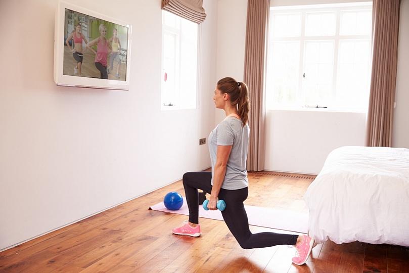 Домашние упражнения для ног