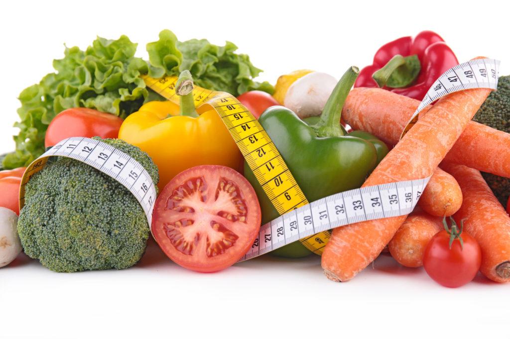 Полезная овощная диета