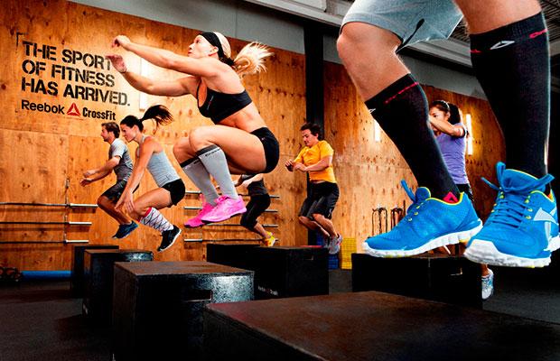 Кроссфит для начинающих: 5 комплексов кроссфит тренировок для новичков