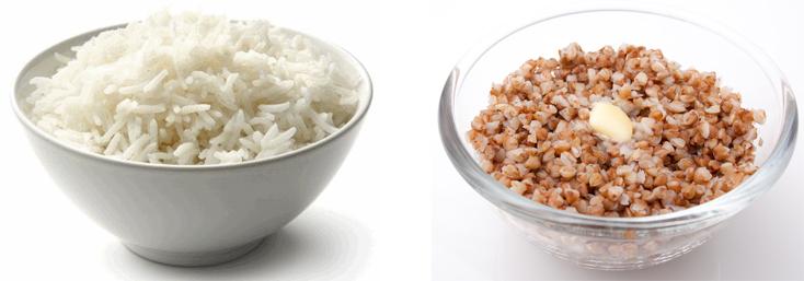 Рис и грека