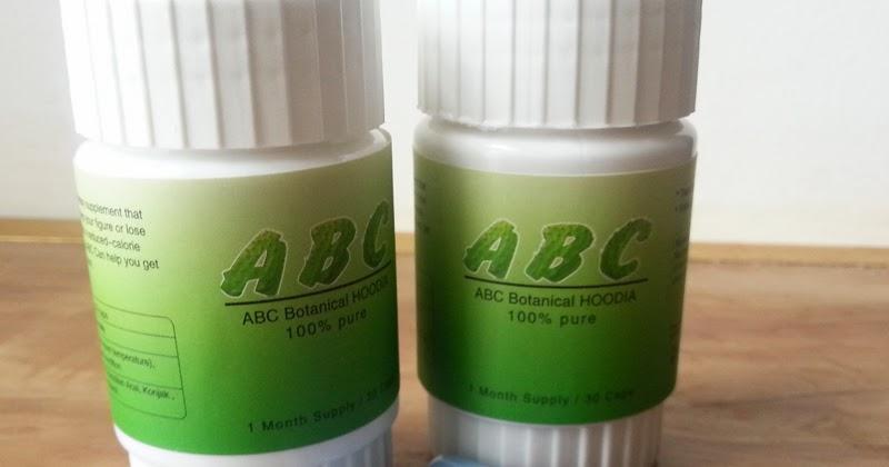 ABC Botanical Hoodia
