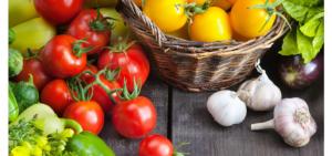 В овощах содержатся эфирные масла