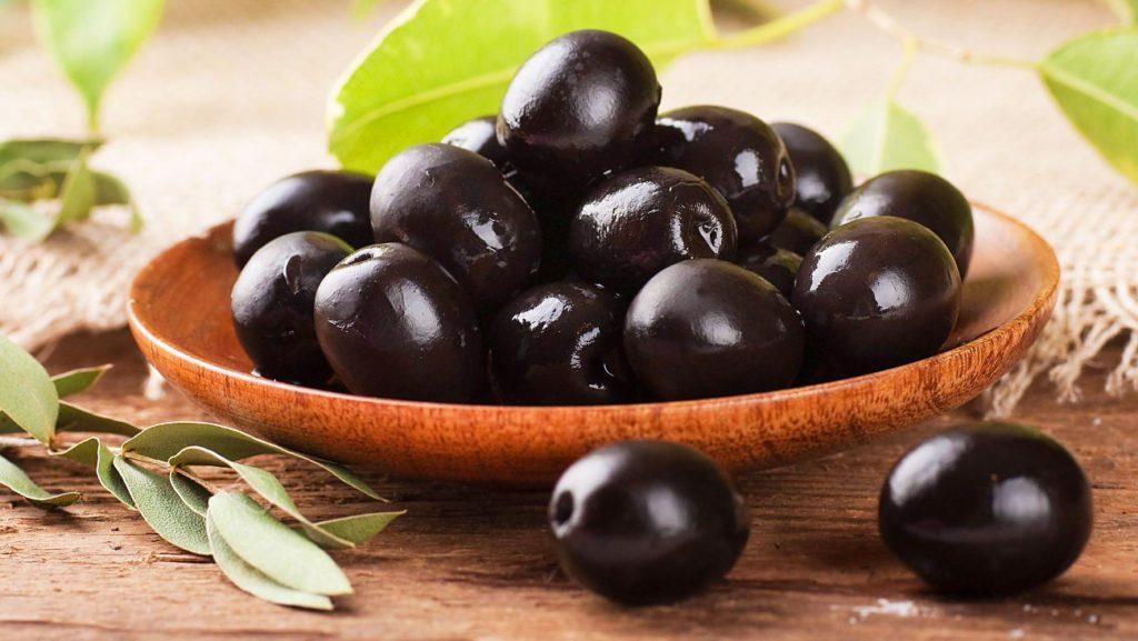 можно ли на диете есть маслины