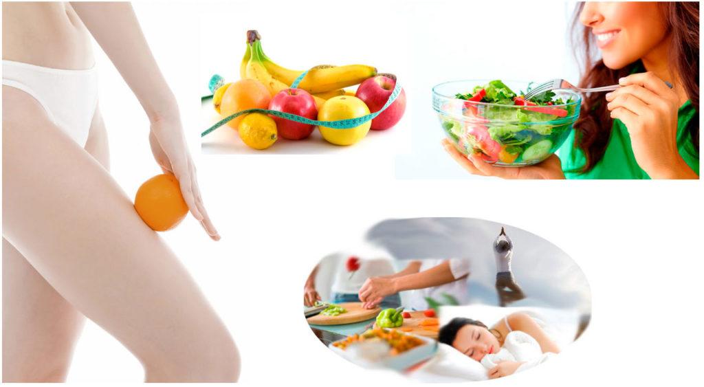 Уменьшение целлюлита за 10 дней