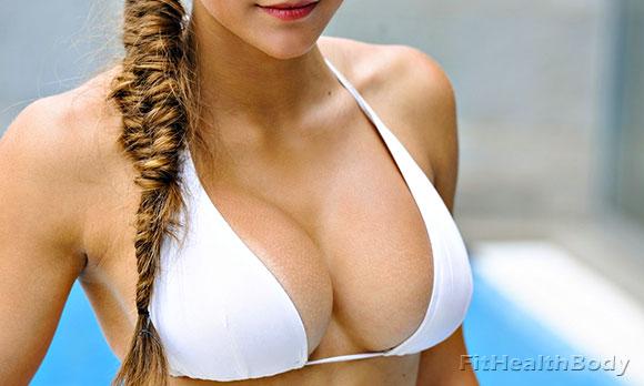 Лучшие упражнения для грудных мышц для девушек