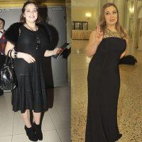 Как похудела Ирина Пегова