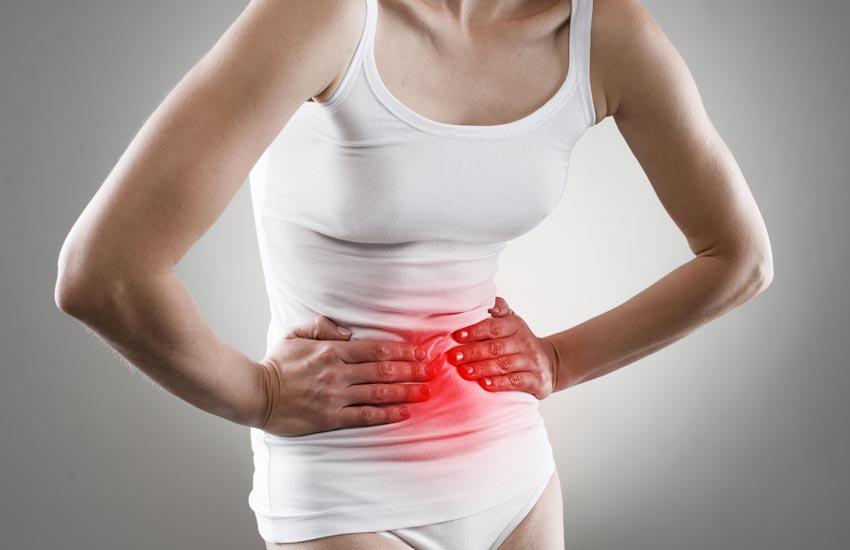 Сильные боли в брюшной полости